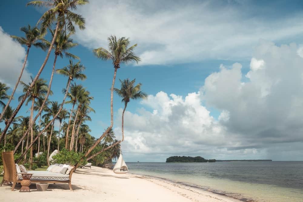 playa de Malinao Siargao