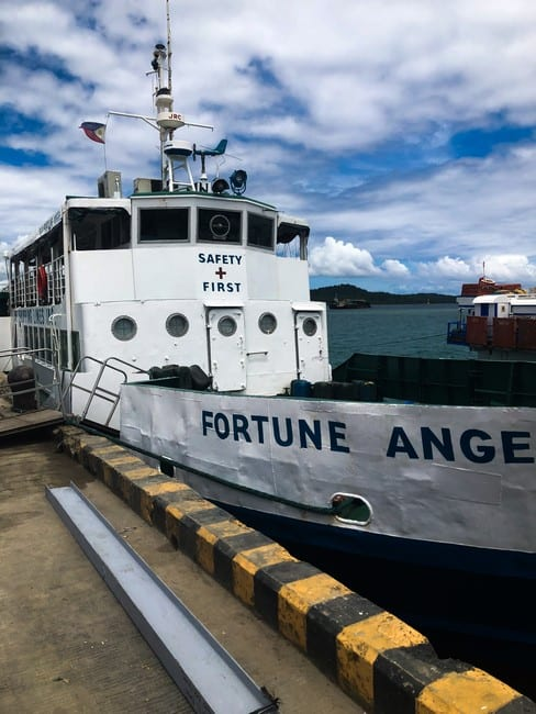 llegar a Siargao desde Surigao