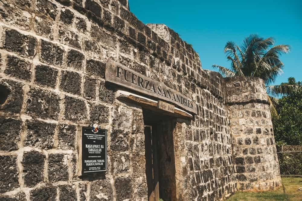 fort San Andres Romblon