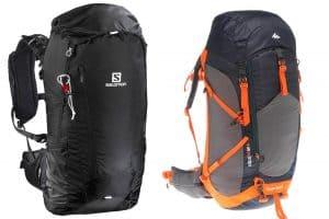 mochila de 40 litros para Filipinas