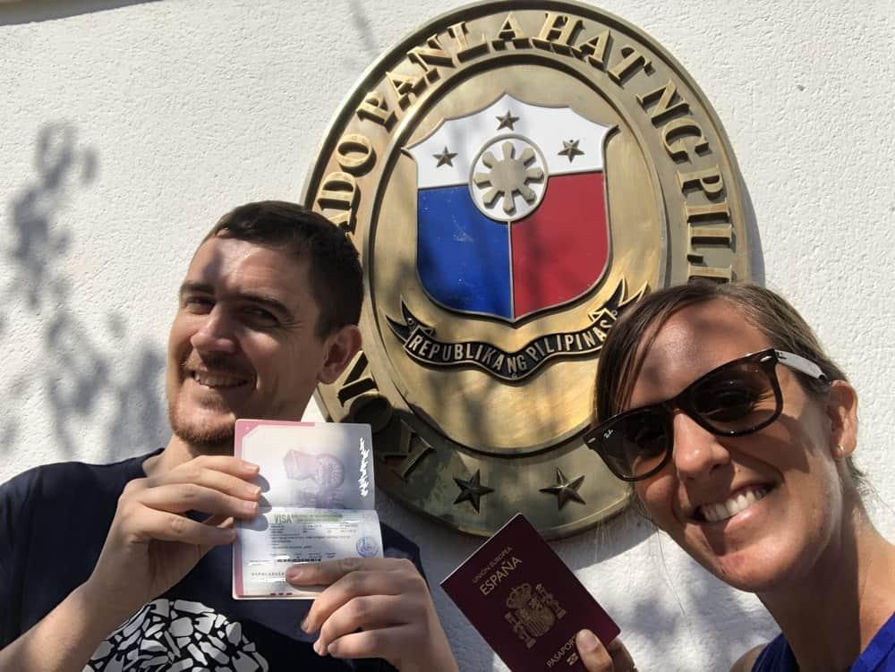 Jairo y Claudia Viajar por Filipinas
