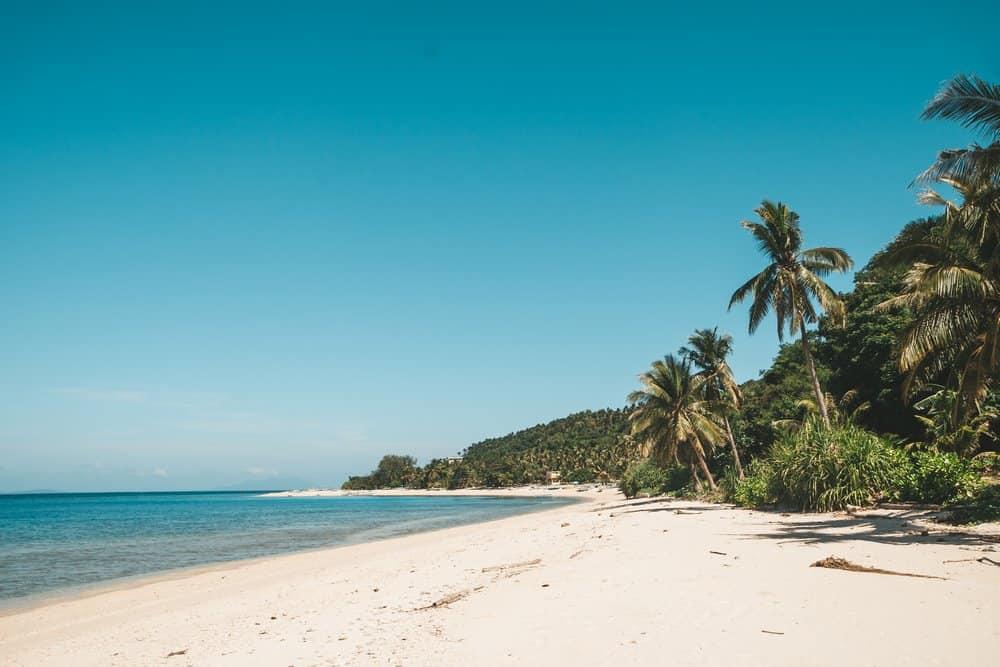 paradisíacas playas de Romblon