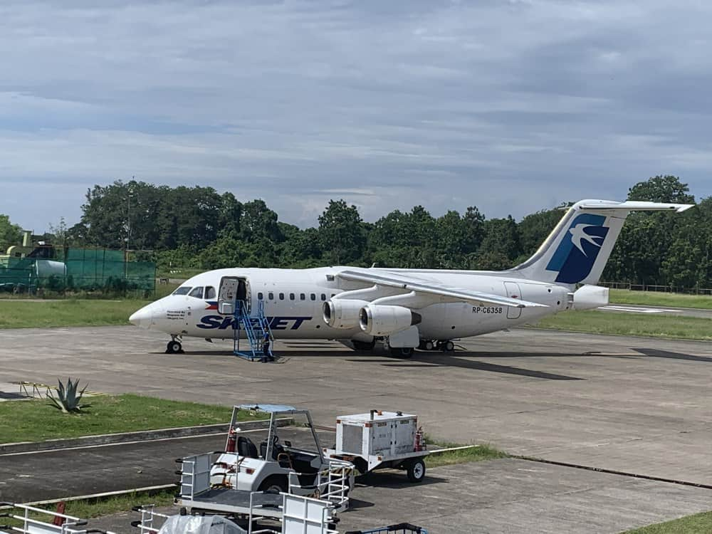 vuelos a Coron