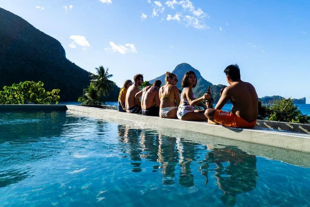 hostel en El Nido: Frendz