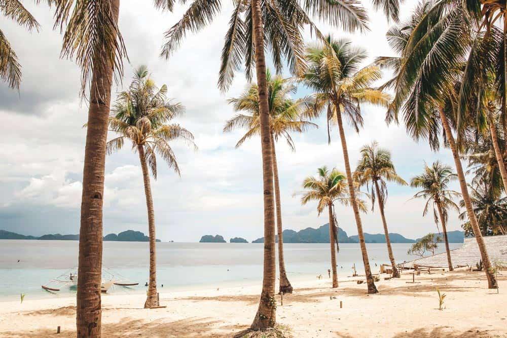 playas de El Nido