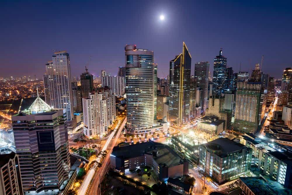 dormir en Manila