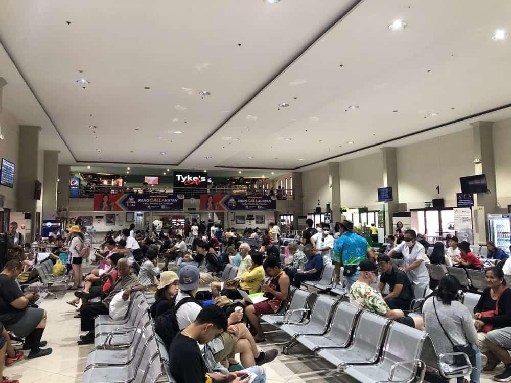 Terminal 1 del puerto de Cebú