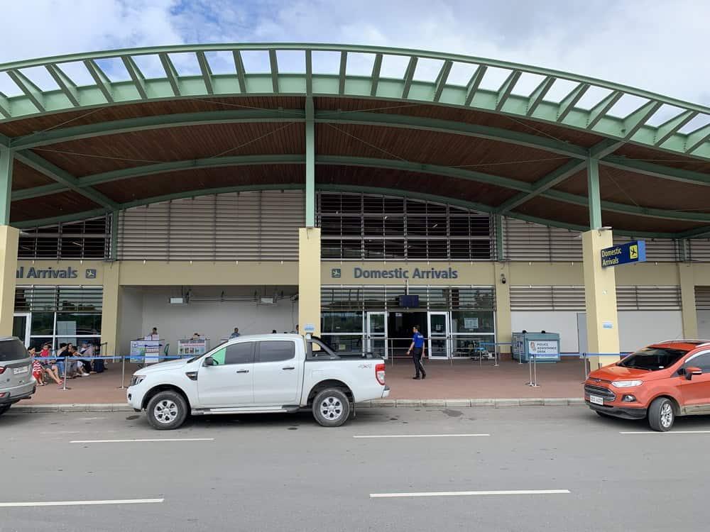 aeropuerto de Panglao Bohol