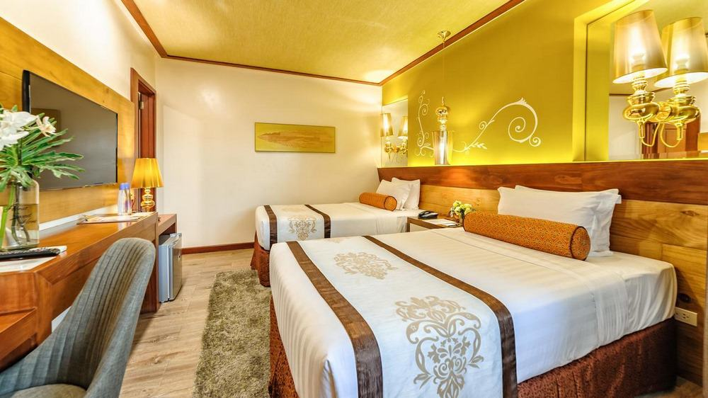 sweet home boutique hotel dormir en tagbilaran