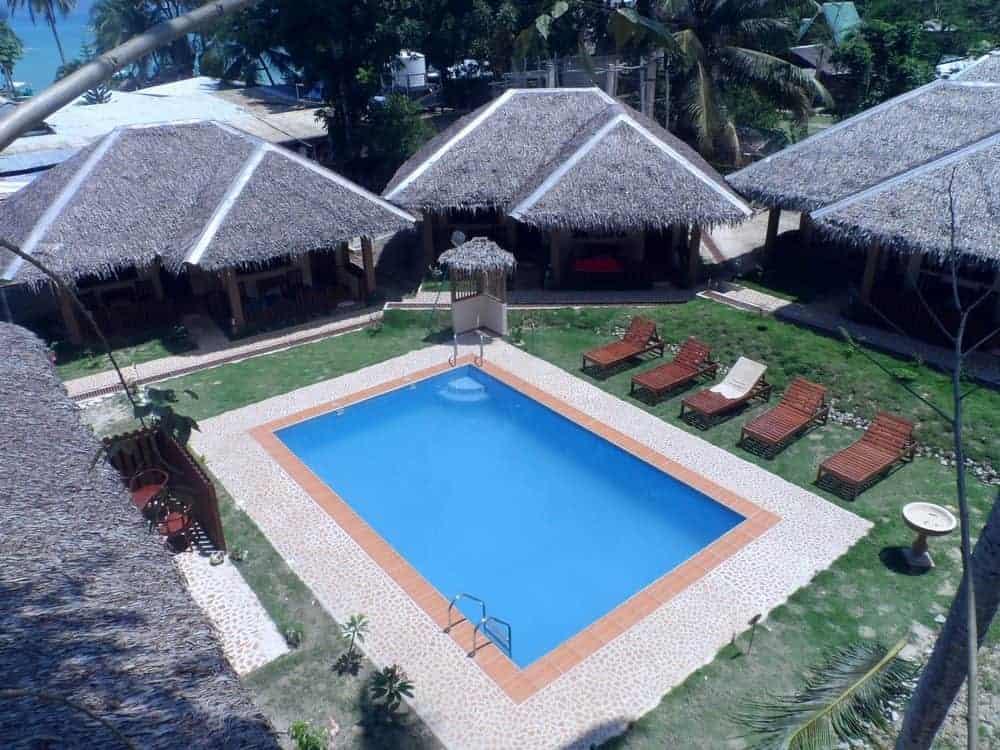 Rubin Resort, mejor sitio donde dormir en Port Barton