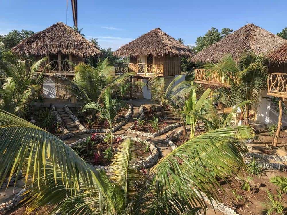mandala treehouses domir en siquijor