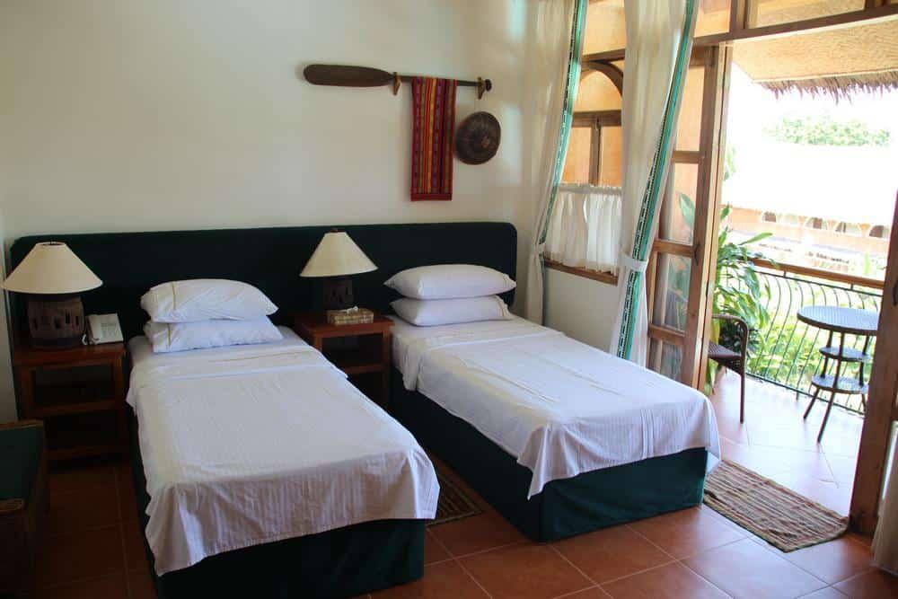 Dormir en San Juan Siquijor Filipinas