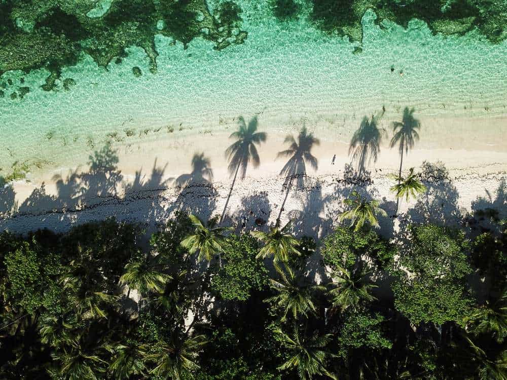 Alegría Beach en Siargao