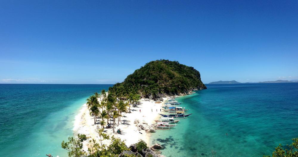 Cabugao Gamay Island, Islas de Gigantes