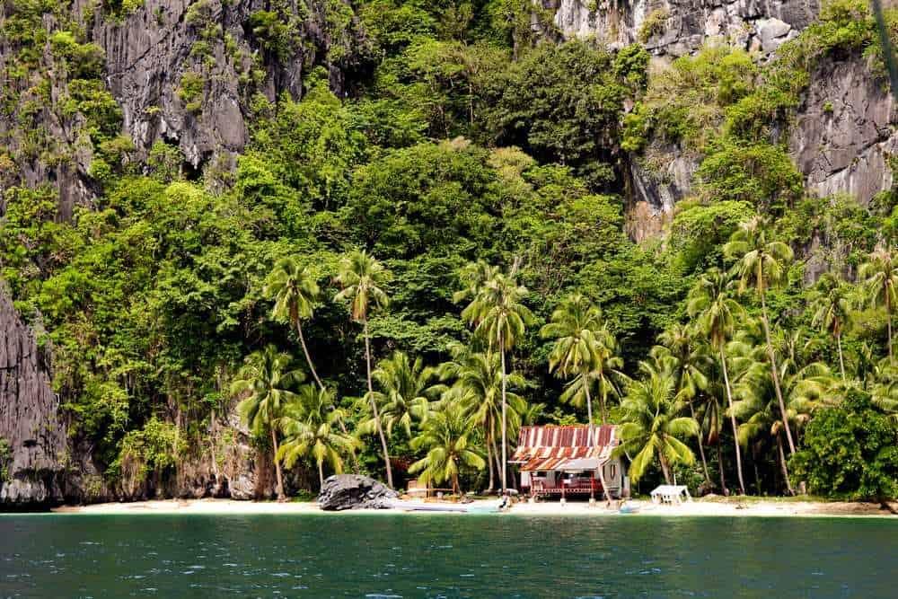 Pignabutuyan Island en El Nido