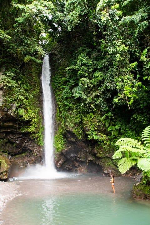 las cascadas más bonitas que ver en camiguin tuasan falls