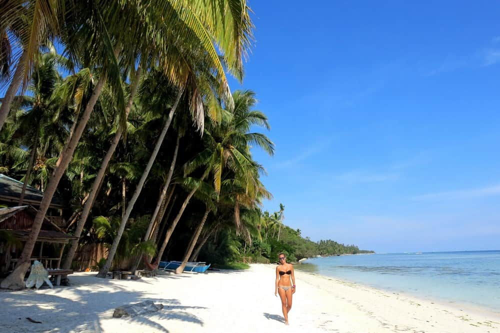 Paliton Beach en Siquijor