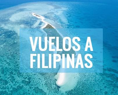 Vuelos a Filipinas