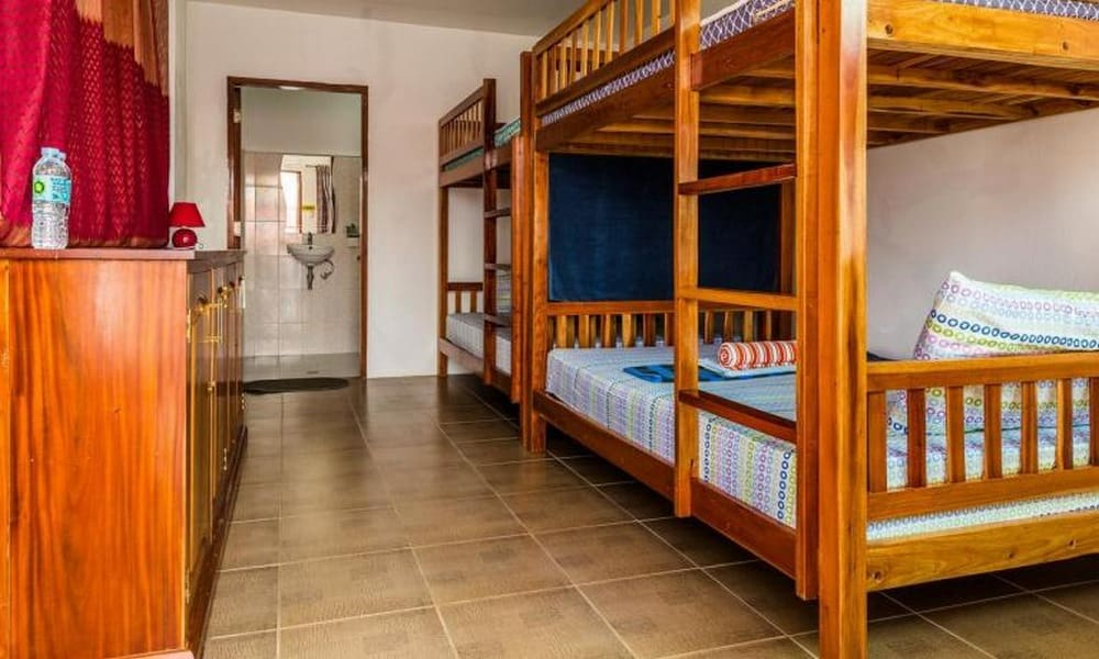 Moaboal Shaka Traveler's Place para dormir en Moalboal