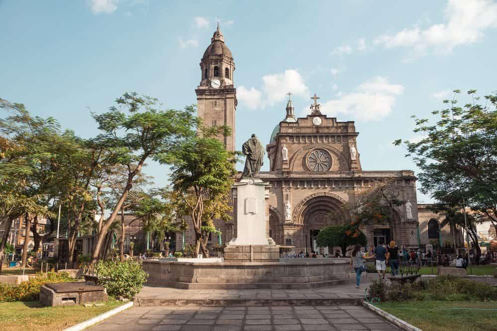 ¿Es Manila peligroso?