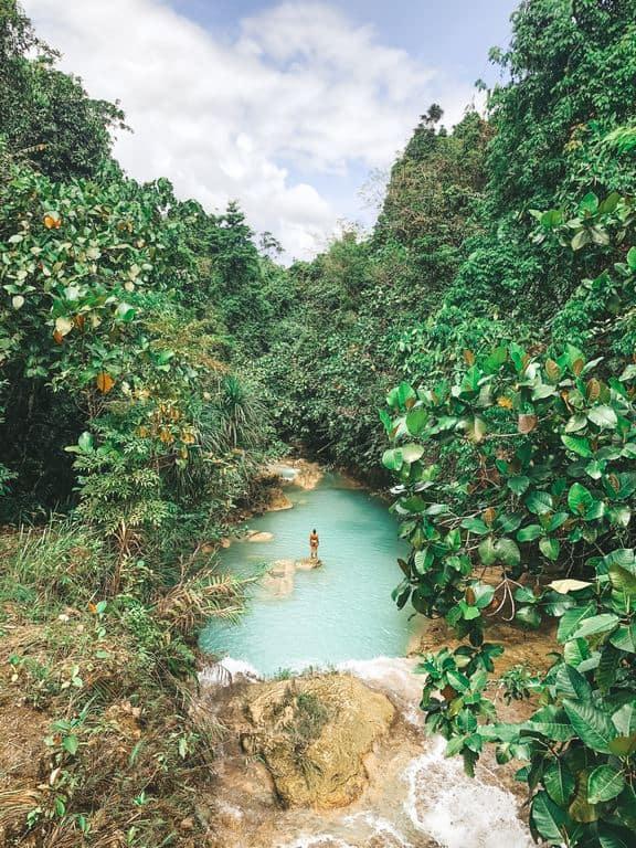 Lugares recónditos de Filipinas