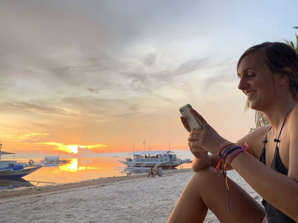 conexión a internet en las playas