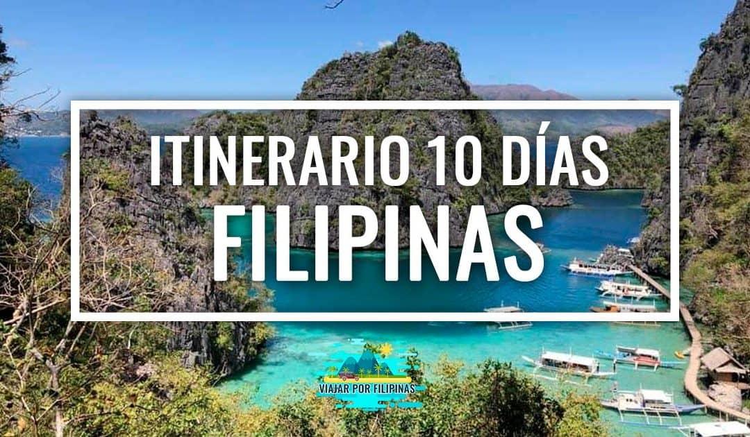 itinerario 10 días Filipinas