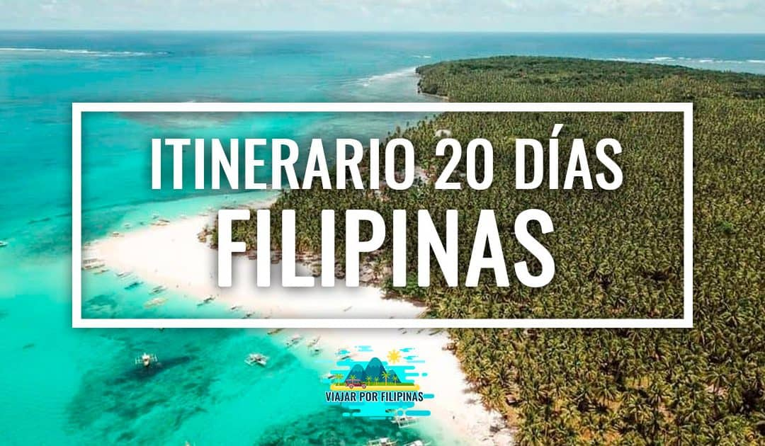 Itinerario Filipinas 20 días