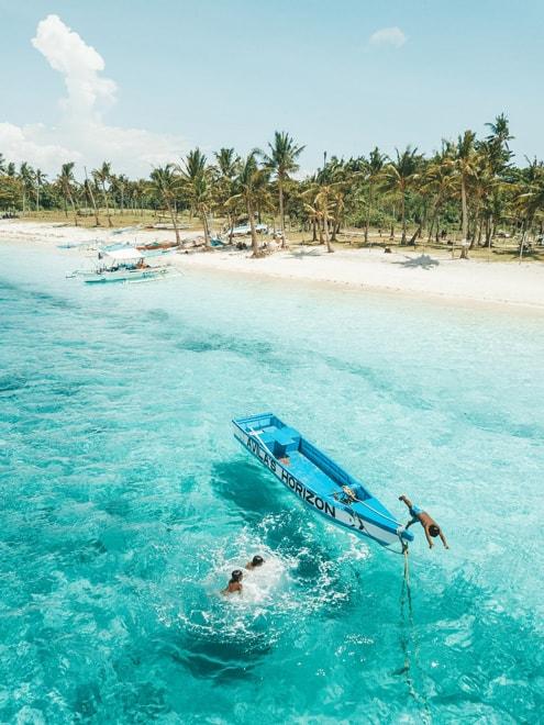 Malapascua, una de nuestras islas favoritas