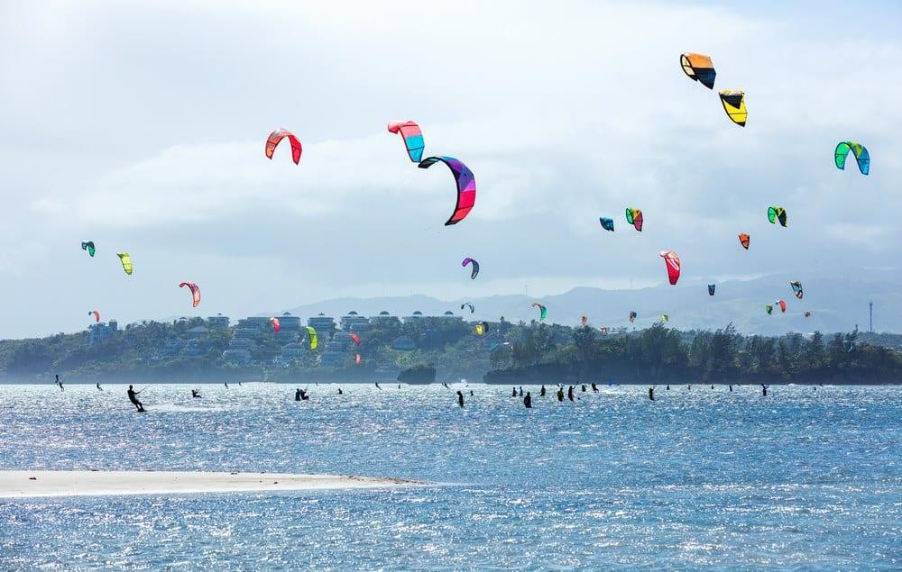 Kitesurfing que puedes hacer en Boracay