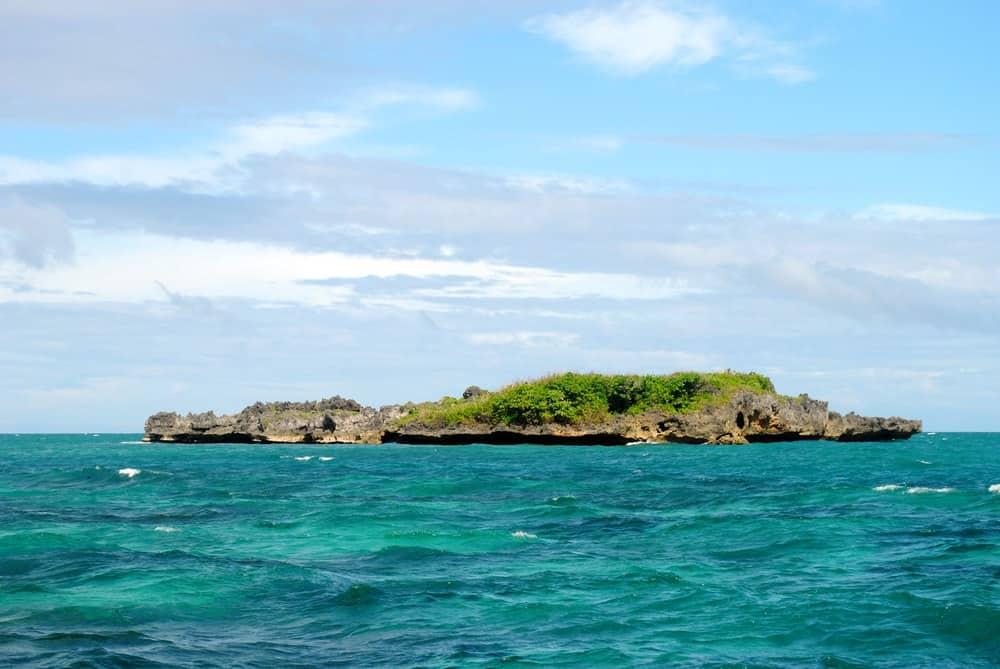Crocodrile Island en Boracay