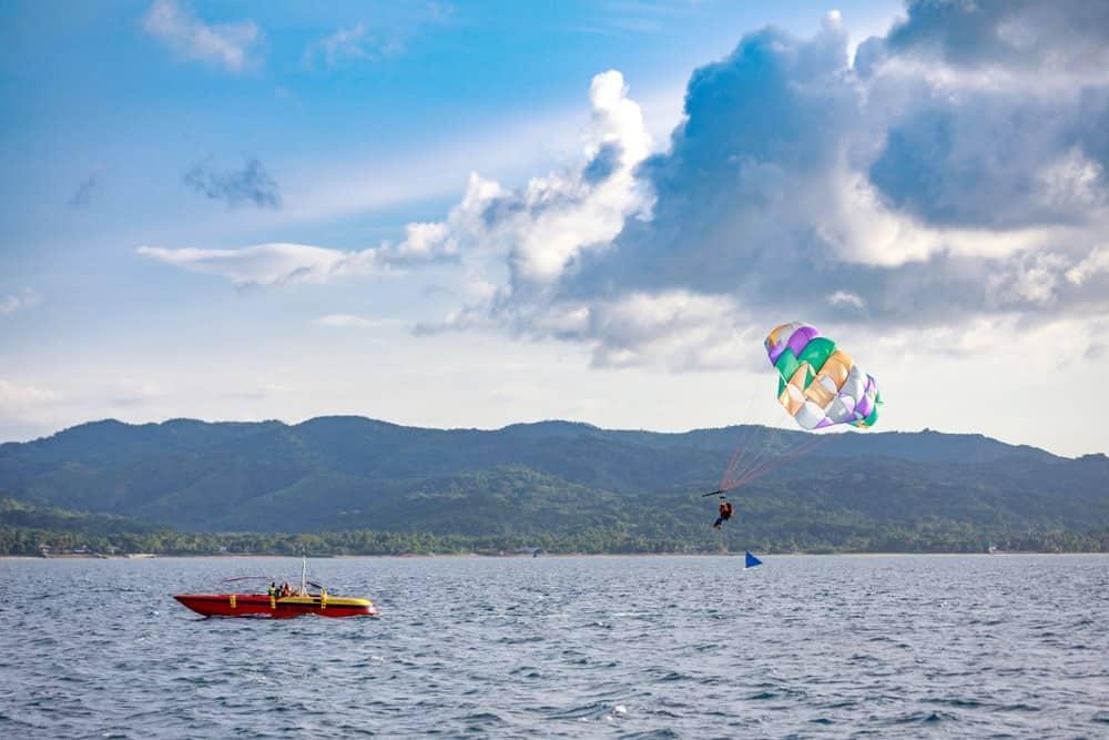 Actividades acuáticas que hacer en Boracay