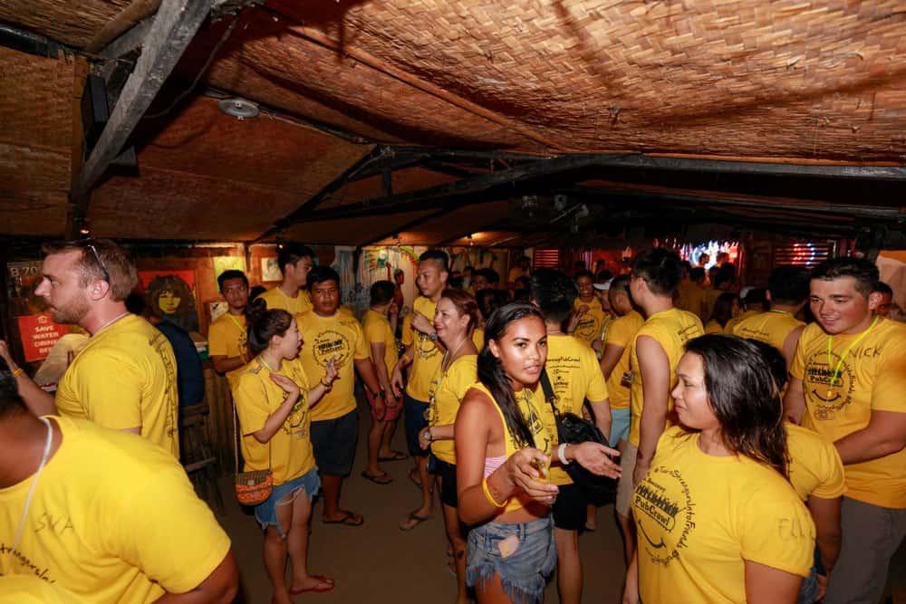 Fiesta en Boracay