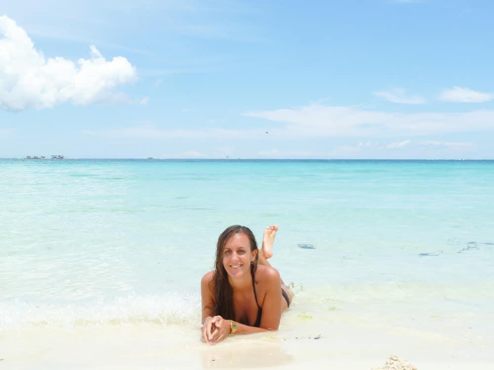 White Beach de Boracay, una de las mejores playas de Filipinas