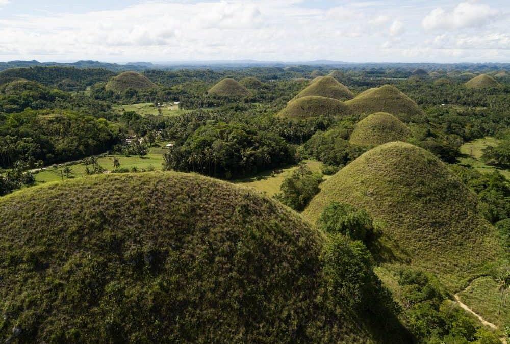 Chocolate Hills Filipinas Bohol