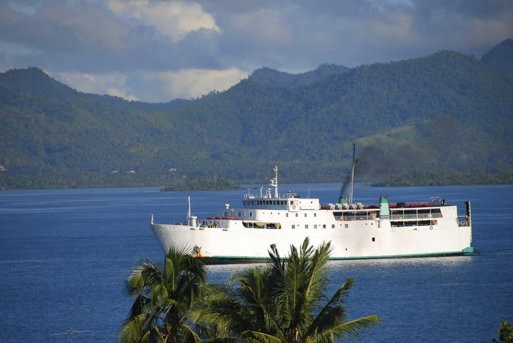 Ferri para llegar a Puerto Princesa desde Iloilo