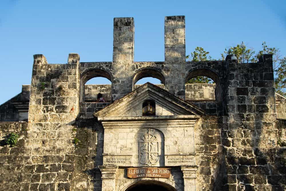 Fuerte San Pedro que ver en Cebu