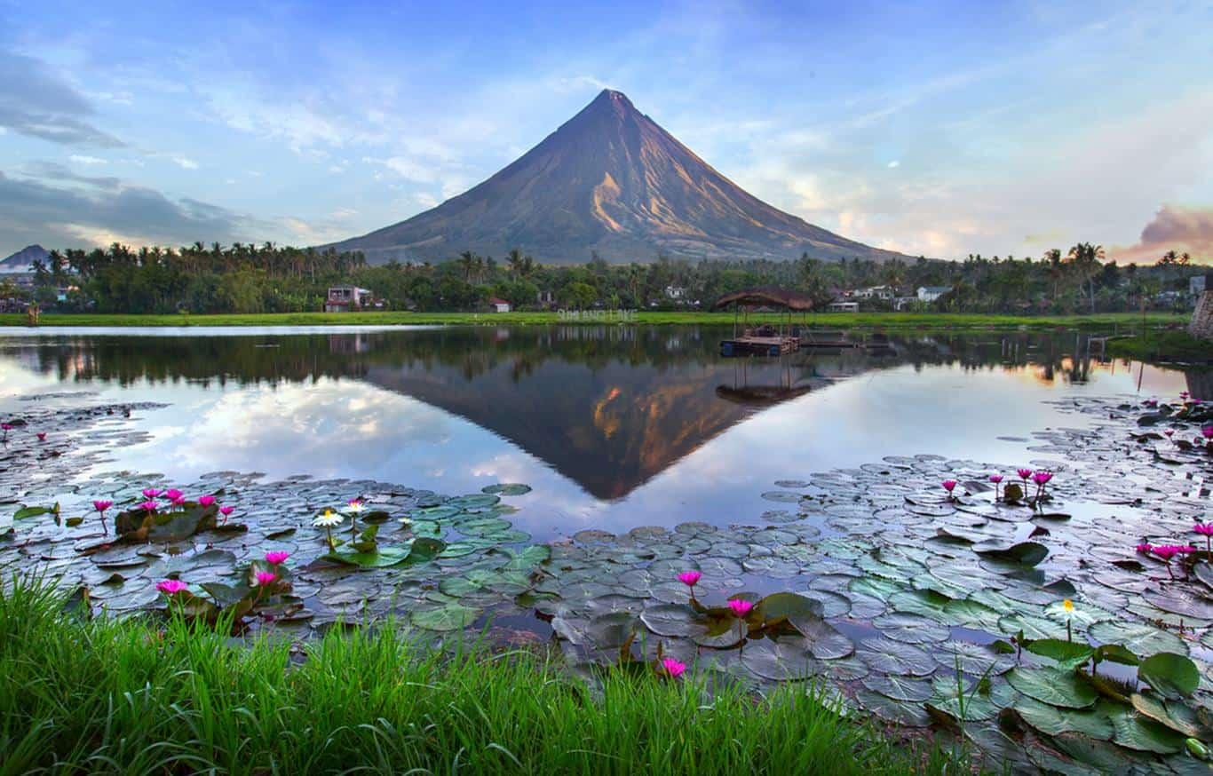 Qué hacer en Filipinas: volcanes