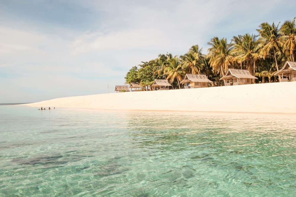 Lo mejor que hacer en Filipinas: disfrutar de las playas