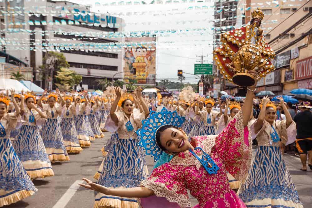 Sinulog Festival en Cebu