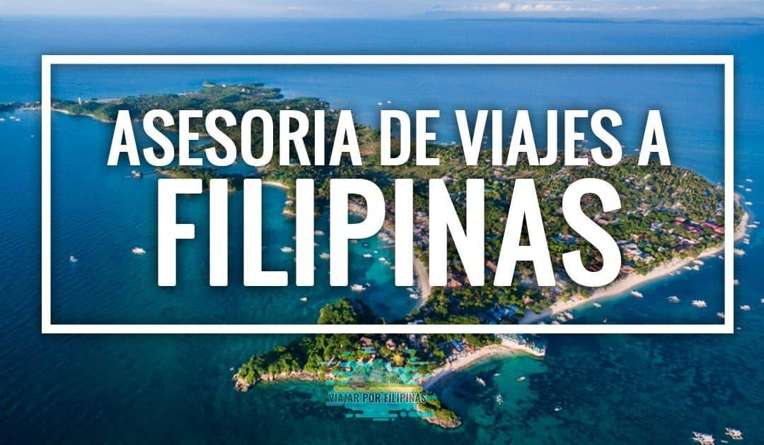 Asesoría de viajes a Filipinas
