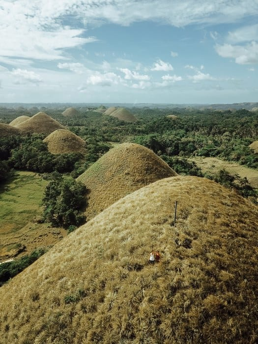 Viaje de novios a Filipinas: Chocolate Hills