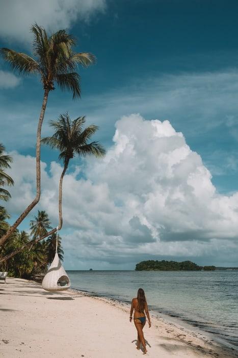 Playas de Siargao para tu luna de mie