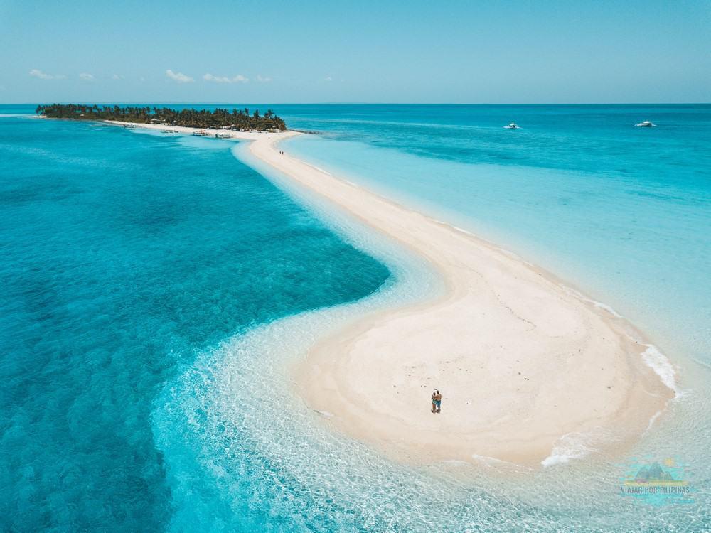 Kalanggaman Island Filipinas cómo llegar