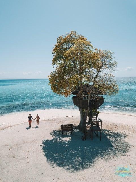 llegar de Malapascua a Kalanggaman Island