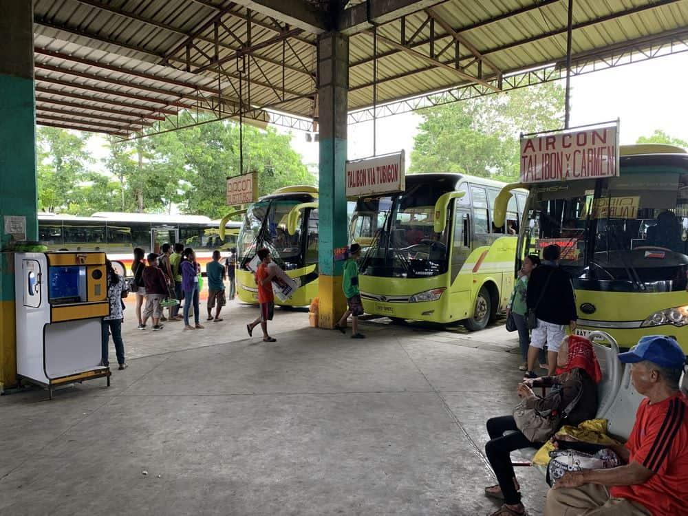 cómo llegar a Anda Bohol