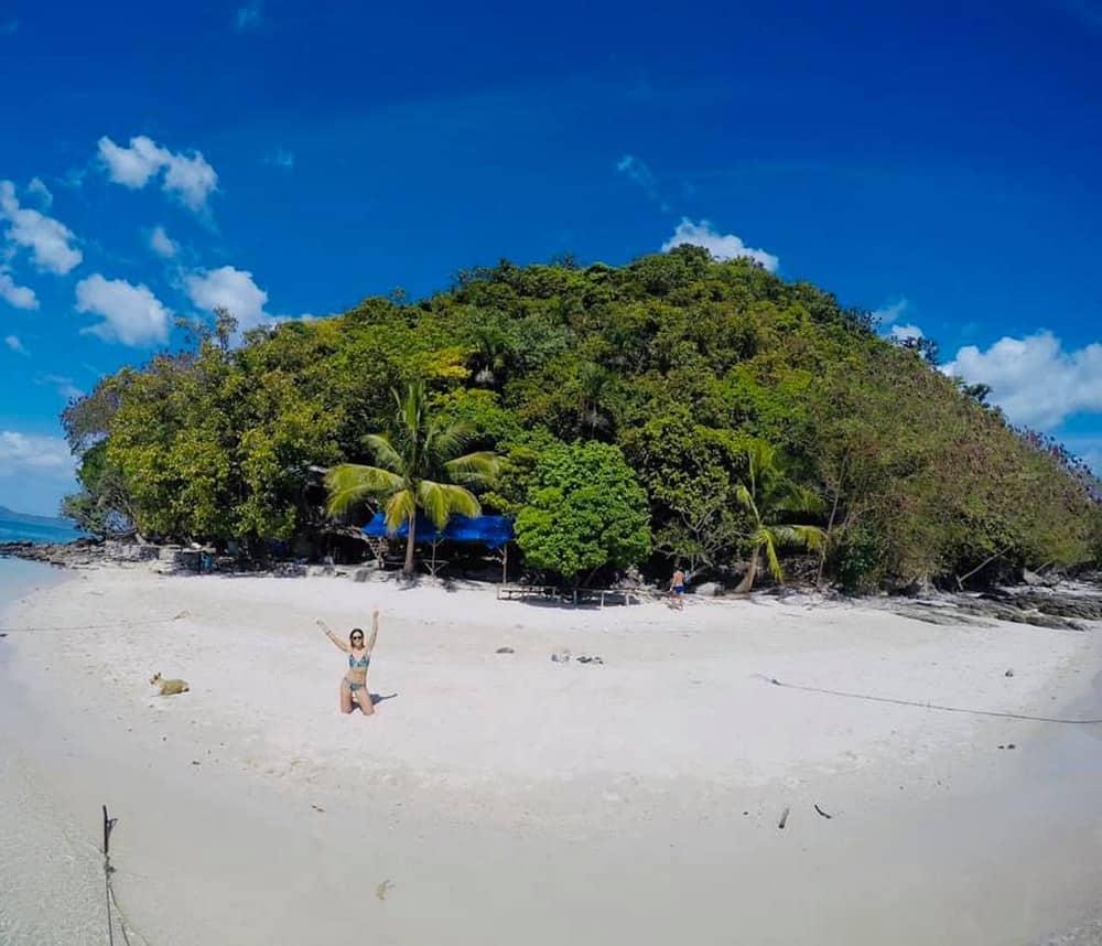 viaje por filipinas 13 días: island hopping Port Barton