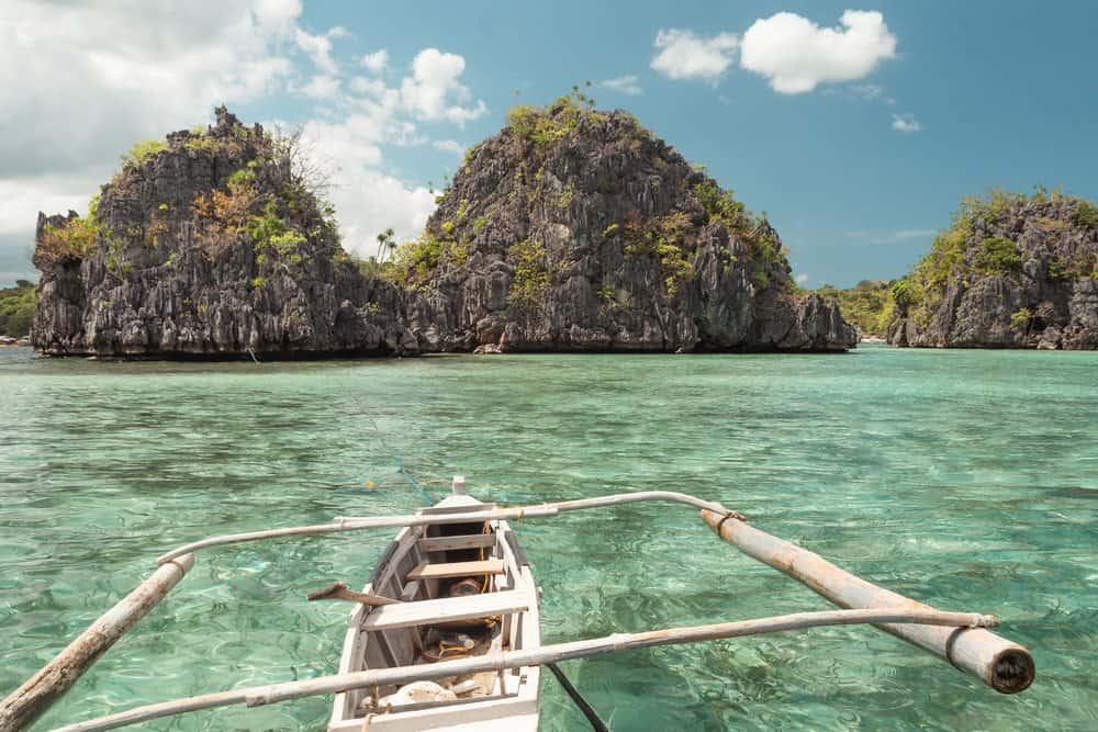 snorkel en Filipinas: Siete Pecados