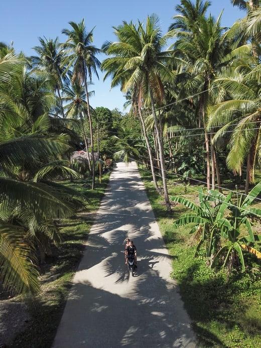 seguro de viaje para moto en Filipinas