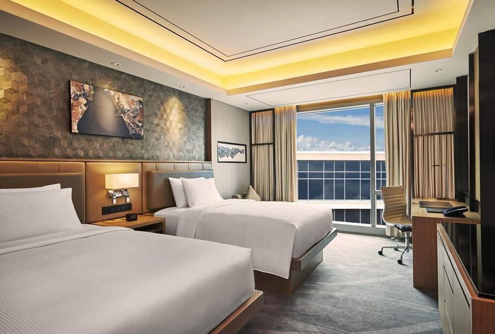 hotel 5 estrellas en aeropuerto de Manila